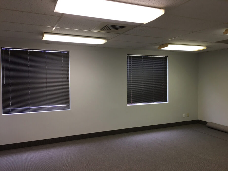 Office Park South S205 - Back room